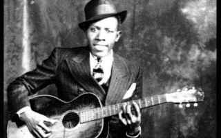 Musica: robert johnson  blues  mito