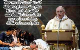 Satira: papa francesco  sant