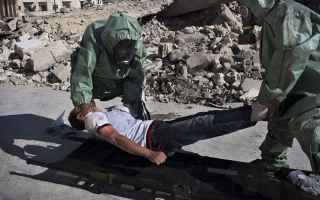 dal Mondo: siria  assad  armi chimiche  usa