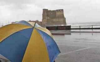 meteo  previsioni pasqua  peggioramenti