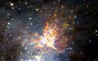 Astronomia: alma  sma