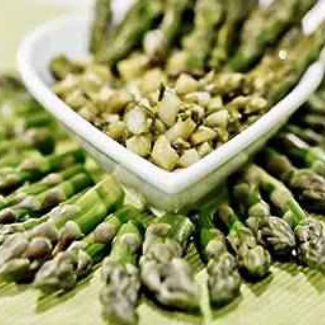 asparagi  ricetta light  pollo
