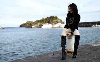 Moda: giacca militare  trend military  outfit