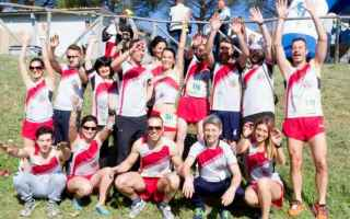 Atletica: battaglia runners anghiari podismo video