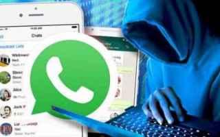 Sicurezza: whatsapp  mail  virus  missedcall