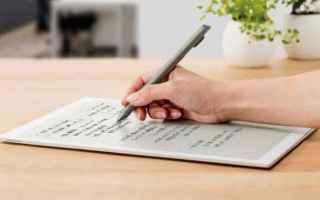Tablet: sony  ereader  tablet  e-ink  tablet