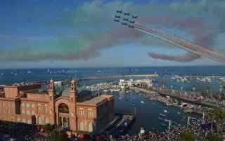 Bari: eventi  frecce tricolori