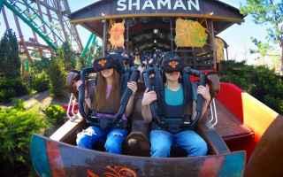 Viaggi: parchi divertimento  novità  2017