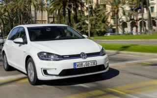 Automobili: golf  volkswagen  auto ecologiche