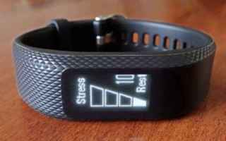 Gadget: vivosmart3  garmin  fitness band  tracke