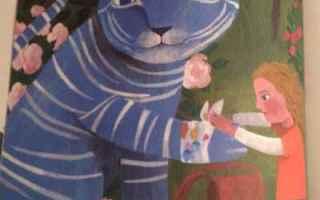 la tigre azzurra  nicolas barreau