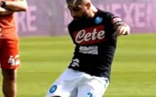 Serie A: insigne  napoli calcio  sport  contratto