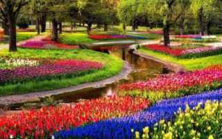 Viaggi: viaggi  giardini  primavera  parchi