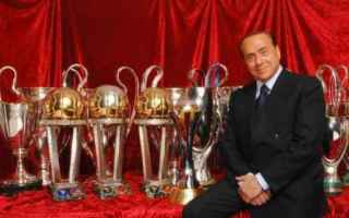 Calcio: berlusconi  milan  cinesi