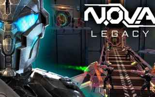 nova legacy  sparatutto  android  fps