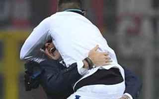Serie A: inter  milan  formazioni