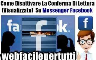Facebook: facebook visualizzato