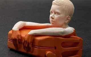 Arte: scultura  legno  colore