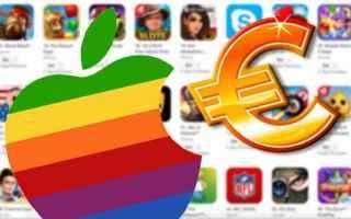 iphone apple giochi app sconti