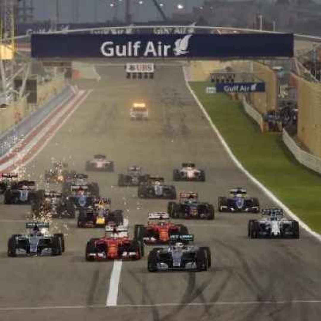 Gran Premio bahrain F1 - prove ufficiali - in diretta live streaming gratis ore 17