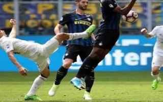 Serie A: inter  milan  pagelle