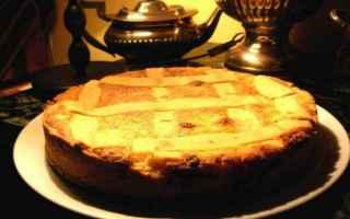 gastronomia  ricette  pasqua  pastiera