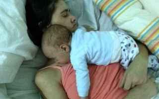donna in coma  risveglio  bambino