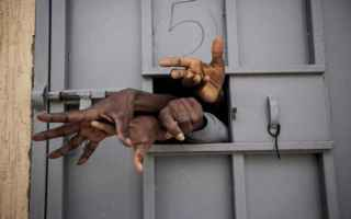 libia  immigrazione  schiavi  sudan