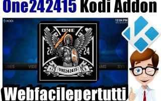 File Sharing: one242415  kodi  addon