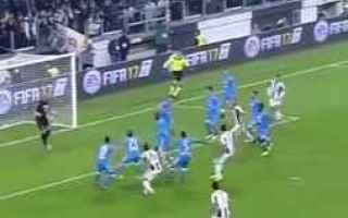 Serie A: juventus napoli calcio  serie a  sarri