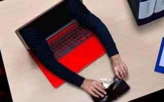 Sicurezza: truffa  email  privacy