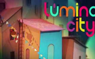 Mobile games: lumino city  videogame  indie