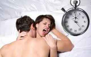 Sesso: eiaculazione precoce  sessuologo  ansia