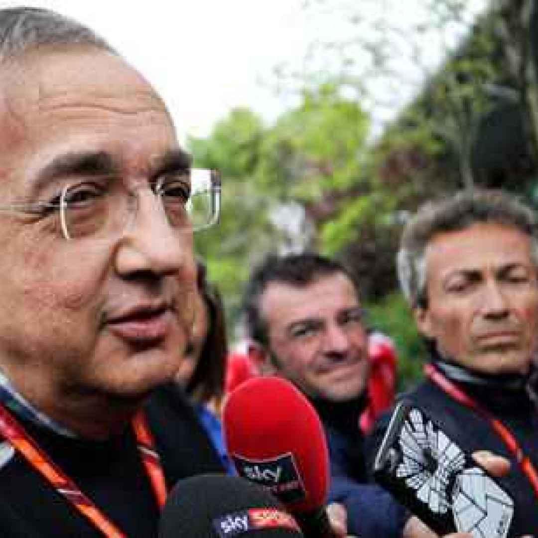 Sergio Marchionne: la vittoria in Australia non è stata un caso isolato.