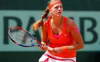 Tennis: tennis grand slam kvitova roland garros
