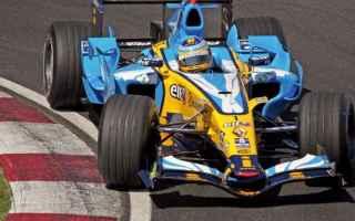 Formula 1: alonso  renault