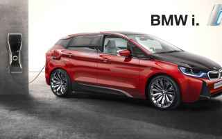 Automobili: bmw i5  auto elettrica bmw