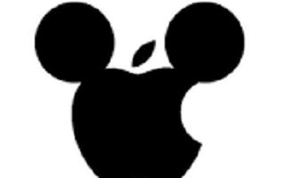 Apple: apple  disney