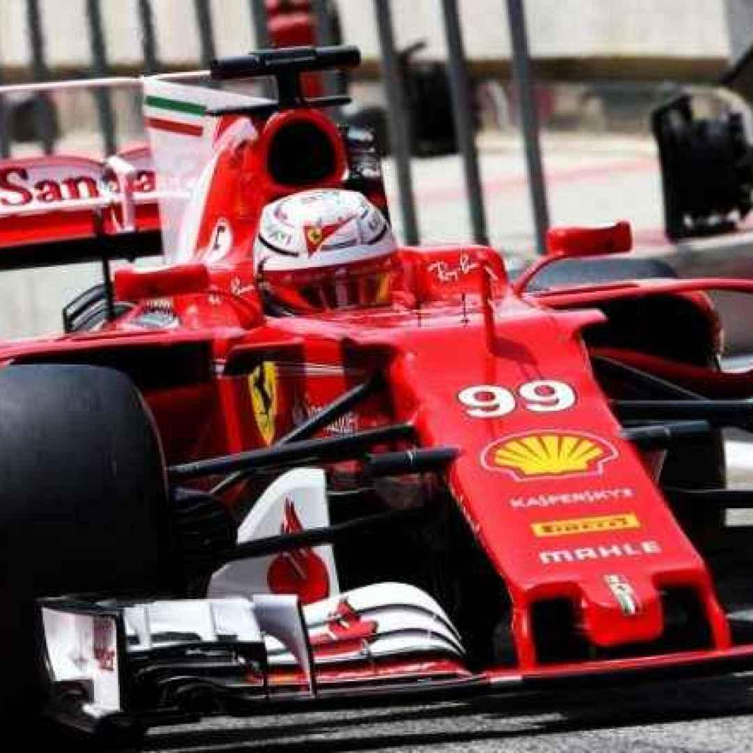 Antonio Giovinazzi vive il suo sogno in Bahrain.