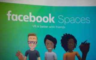 Facebook: spaces  facebook  social