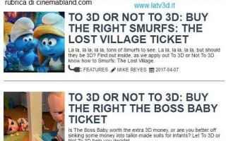 Cinema: cinema