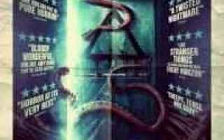 Cinema: the void  horror