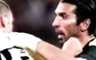 Calcio: juventus  buffon calcio barcellona news