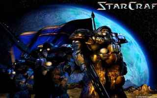 PC games: starcraft  videogame  pc  mac  gratis