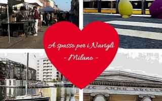 Milano: milano  navigli  lombardia  viaggi