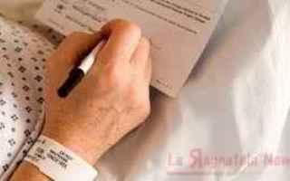 Medicina: biotestamento  suicidio assistito