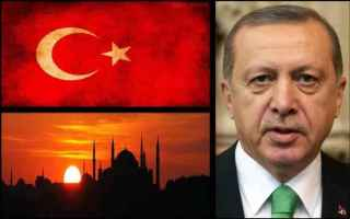 dal Mondo: turchia  ue  erdogan  islam  referendum