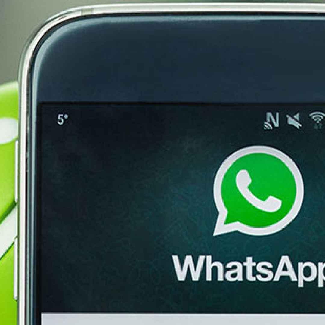 Condividere Qualsiasi File Su WhatsApp Android (Whatsapp