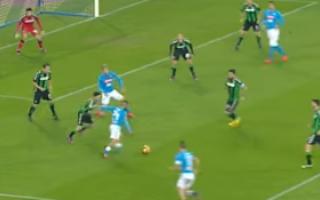 Serie A: napoli calcio insigne  news  contratto