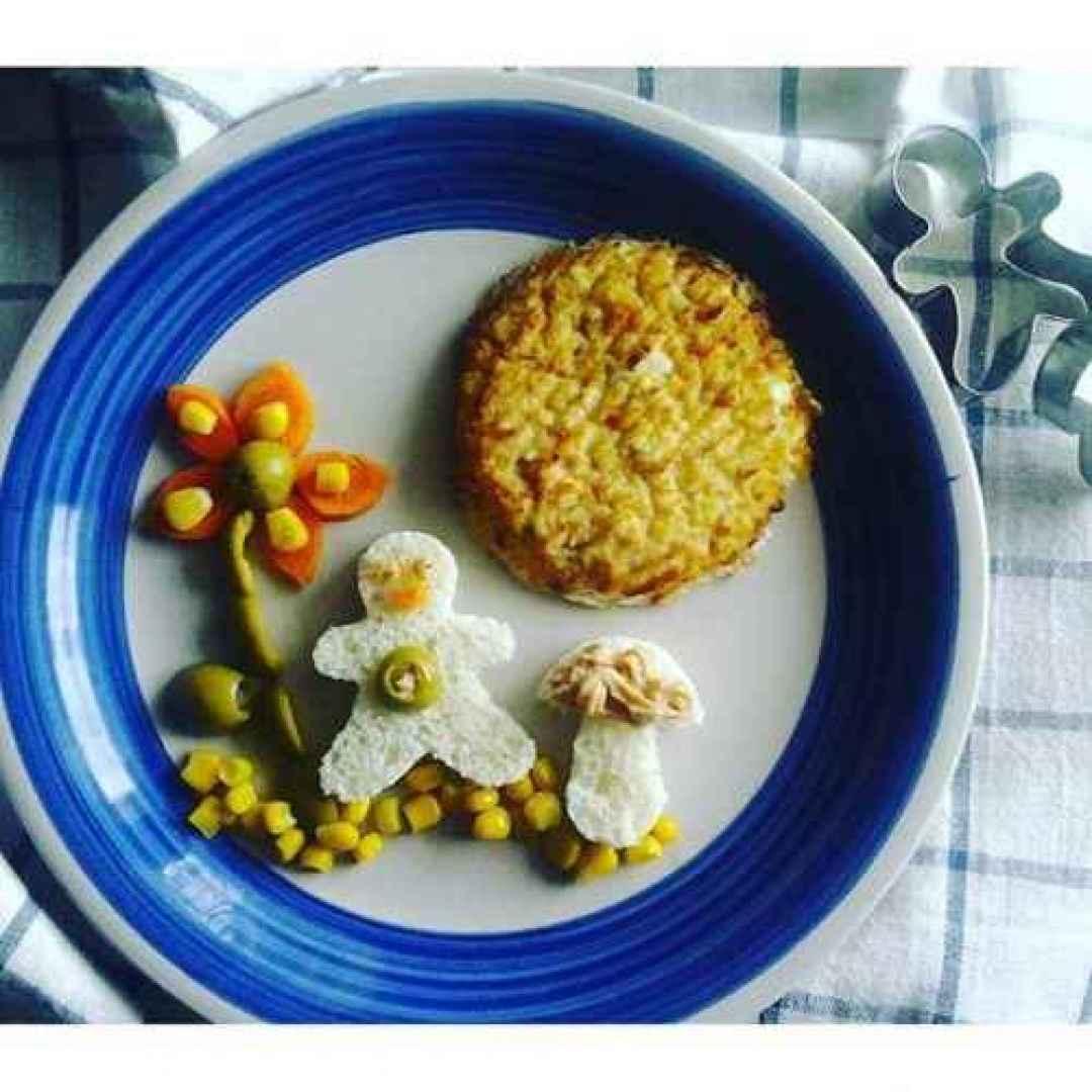 La ricetta facile degli hamburger di prosciutto cotto fatto in casa